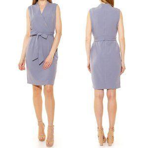 Alexia Admor NEW Sleeveless Wrap Sheath Dress
